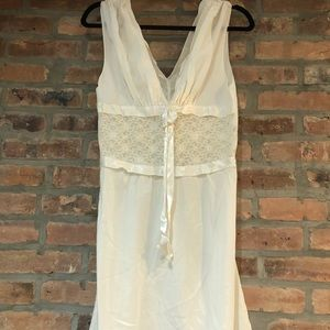 Vintage Lingerie Slip Dress